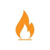 Gas icon - 1